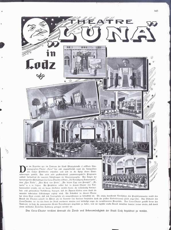 Cinema-Theater Luna