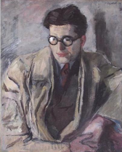 Portret Marcelego Słodkiego [A portrait of Marcel Słodki]