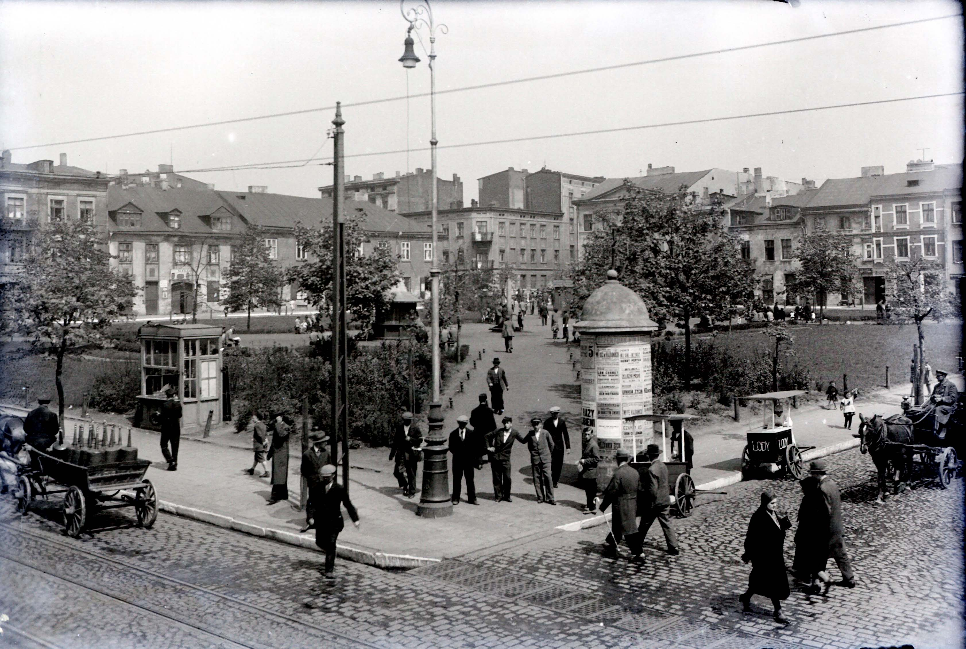 Łódź: The Old Town Market